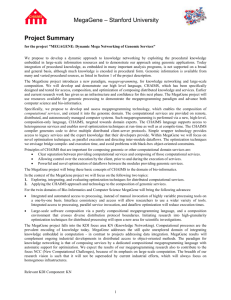 kdi_proposal_summary_1998 - The Stanford University InfoLab