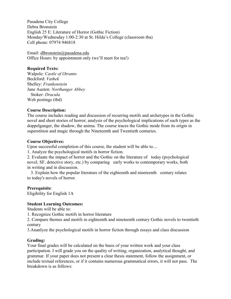literature essays gothic literature essay the dark tsm administration sample resume