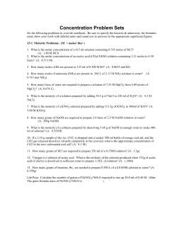 Soln WS more practice additionally Molarity Practice Worksheet additionally Molarity Practice Worksheet Answers in addition CH13 Solutions Conc Molarity KEY   Molarity Practice Problems Answer likewise Half Life Practice Worksheet   Lostranquillos besides Molar M Practice Worksheet furthermore Molarity Practice Worksheet   Harrison High Pages 1   19 also Chemistry Unit 6 Worksheet 1 Answer Key and Molarity Practice besides KateHo » Stoichiometry Worksheet Answer Key Fresh Molarity Practice together with  besides molarity practice worksheet answer Idea of solution chemistry further Molarity Practice Problems And Answers moreover  also Worksheet  Molarity Name               CHEMISTRY furthermore Molarity Worksheets Worksheets for all   Download and Share together with . on molarity practice worksheet answer key