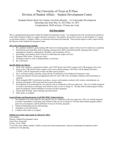 Graduate-Intern-for-CAB-2012-2013