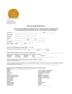 Print clearly and complete both sides of this form. This information is