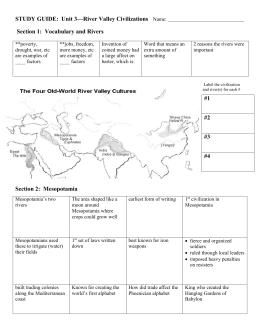 Summary, study guide