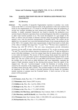 Science and Technology Journal of BgNS, VOL. 13, No. 1, JUNE