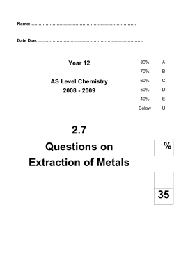 here - A-level chemistry