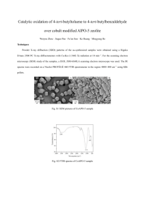 Liquid phase selective oxidation of toluene to benzaldehyde over