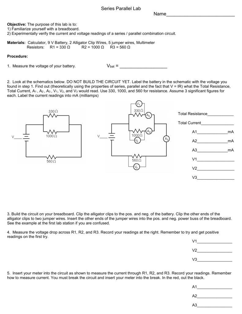 Lab Series 4 Schematic Wire Center Schematics Of Delabs Powersupplies Parallel Rh Studylib Net Adjustable Power Supply