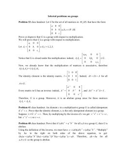 Selected answers from Practice problems – Chapter 3