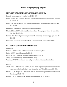 selected bibliography - University of Hawaii