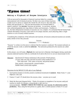 Catalase lab ap biology study