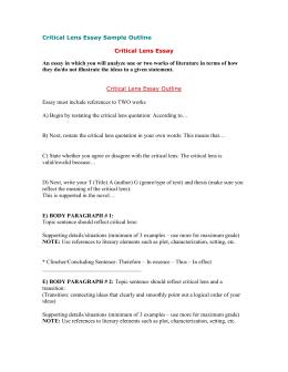 resume cv cover letter the great gatsby critical lens essay c critical lens essay sample outline