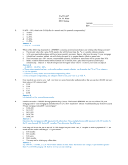 Mid-term #2 Answers (007)
