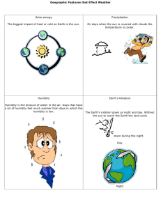 Graphic Organizer (Booklet)