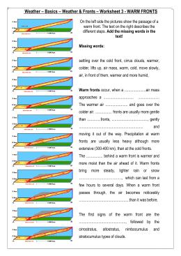 29 weather map worksheet 2. Black Bedroom Furniture Sets. Home Design Ideas