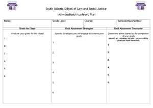 LSJ Individualized Academic Plan Template