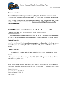Dues Reminder - Burke County Middle School