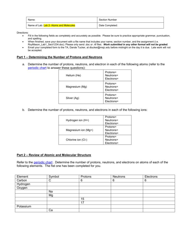 Lab 2 answer sheet biocorpaavc