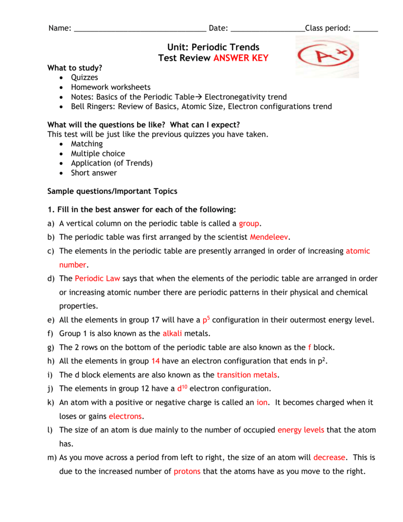 Hunting The Elements Worksheet Answers 015 - Hunting The Elements Worksheet Answers