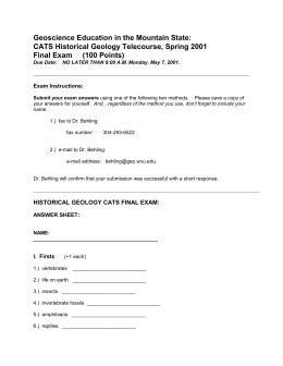 Geology Essay Samples   Best Essay Help