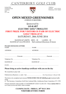 open mixed greensomes