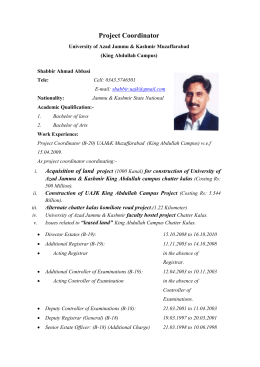 chairman vote lakhanpur zone 1