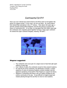 5T2U2A01 Continental Drift