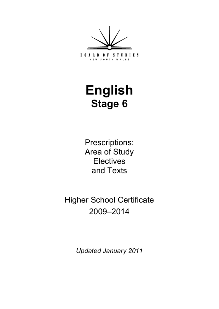 prescribed poetry english home language 2014