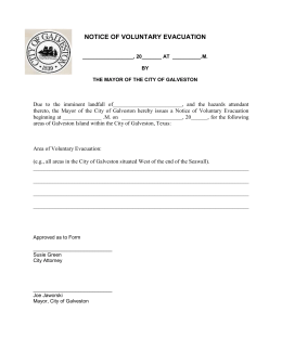 Interlocal cooperation agreement texas city attorneys association interlocal cooperation agreement texas city attorneys association notice of voluntary evacuation platinumwayz