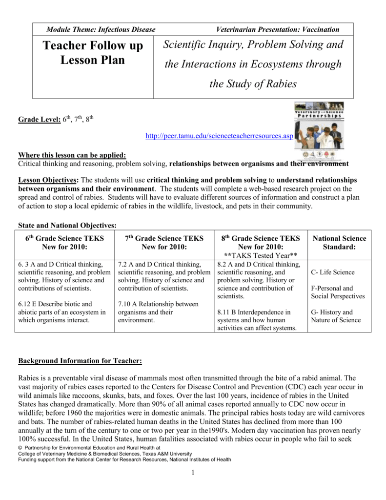 grade level 7th and 8th peer rh studylib net Science Cells Study Guide AP Environmental Science Study Guide