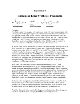 paracetamol synthesis from phenol