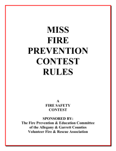 MISS FIRE PREVENTION RULES(1)