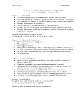Unit 8 Worksheet 4