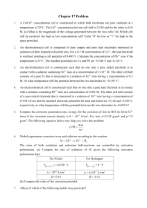 Chapter 3 Problem
