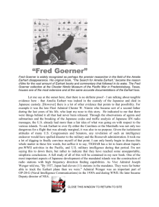 Click on this link to view Fred Goerner`s letters