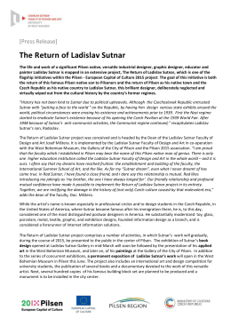 The Return of Ladislav Sutnar