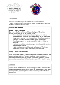 Year 4 (class 4CW) Newsletter