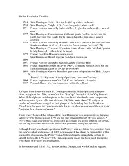 Long Term Goals Essay Haitian Revolution Timeline Essays On Social Class also Macbeth As A Tragic Hero Essay The Haitian Revolution Winston Churchill Essays