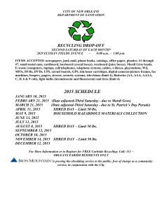 SAN DROP OFF Schedule Change 2015 FLYER 3-21