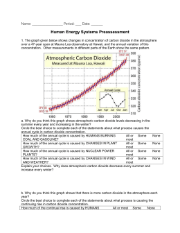 Greenhouse effect worksheet doc