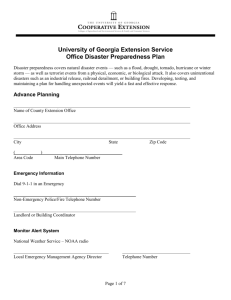 94 Natural Disasters Worksheet Answers Promotiontablecovers