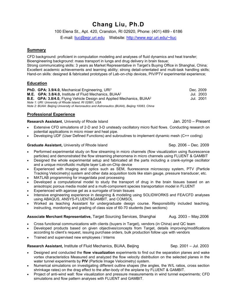 Computational fluid dynamics engineer salaryPekerjaan