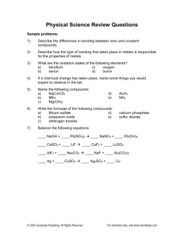 Worksheets Properties Of Ionic Compounds Worksheet properties of ionic compounds worksheet metals practice hm013