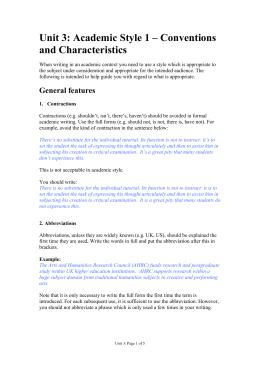 Sample Essay for Summarizing and Paraphrasing