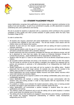 2.3-Student-Placement-Policy