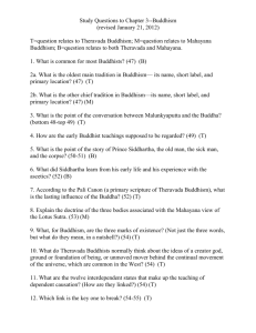Study Questions for Ten Theories, Chapter 3