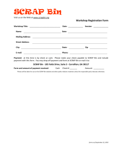 WorkshopRegistration