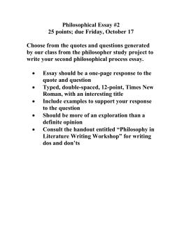 espinosa th grade english compare contrast th grade philosophical essay 2
