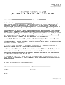 informed consent for surgery guidelines