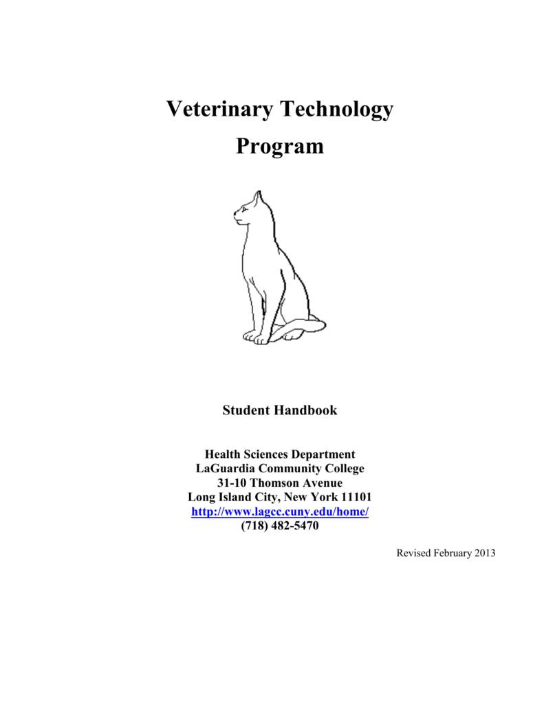 Veterinary - LaGuardia Community College