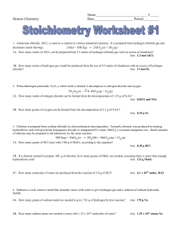 4 chemical equations and stoichiometry. Black Bedroom Furniture Sets. Home Design Ideas