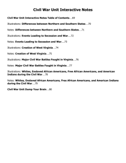 the civil war in the north a selective annotated bibliography Slave narratives were hugely popular in the 19th and andrews provides an annotated bibliography of slave autobiographies and and slaves in volume two, check under the same headings in the index, as well as civil war, contrabands and freedmen bibliography of american imprints to.